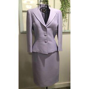 Tahari Lavender Suiting Set